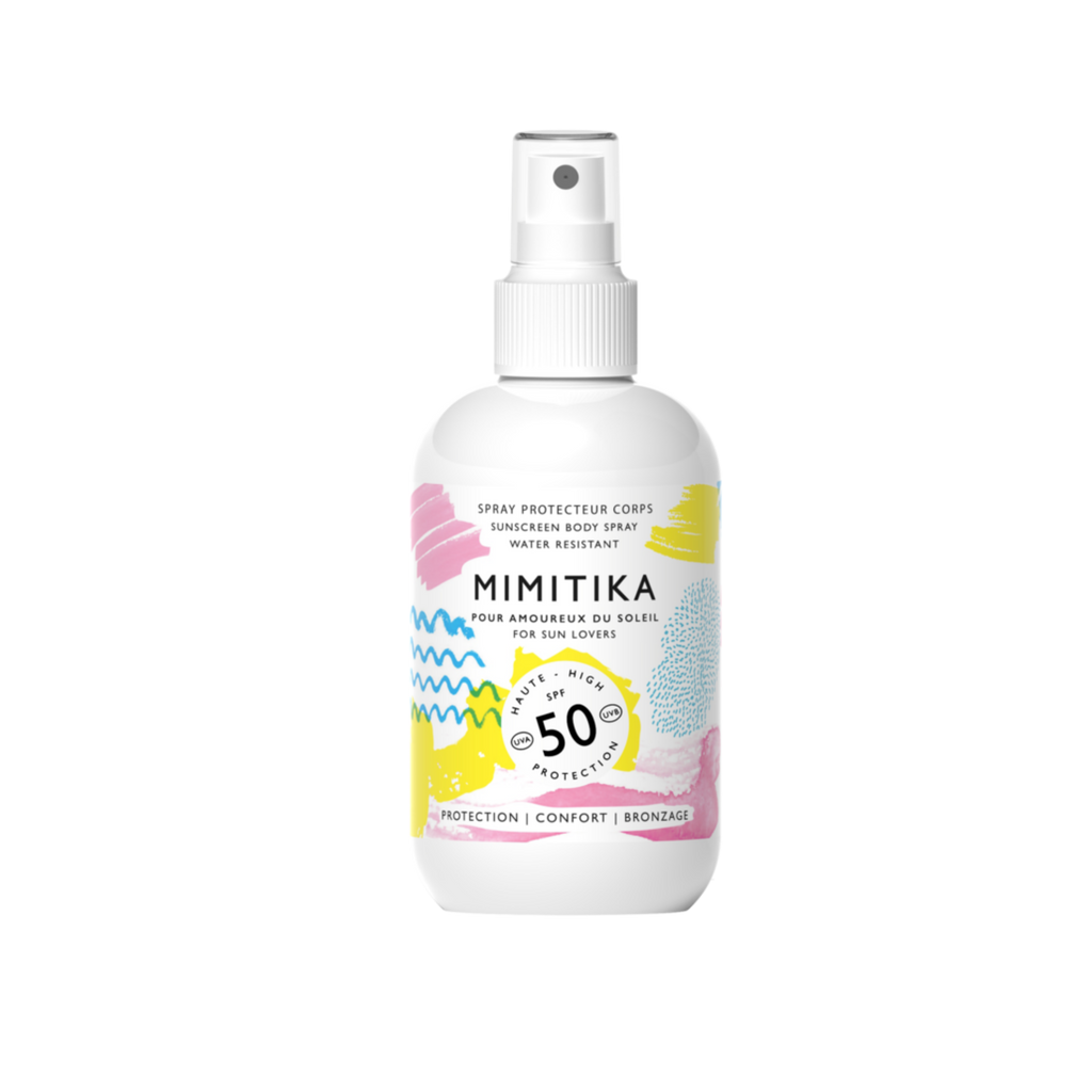 Mimitika Body Spray SPF50