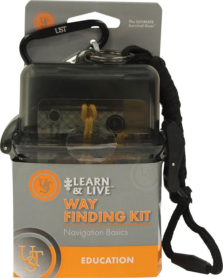 UST Learn and Live Survival Wayfinding Kit