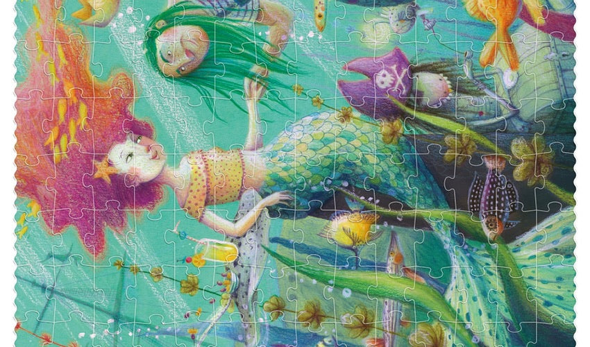 Londji My Mermaid Puzzle