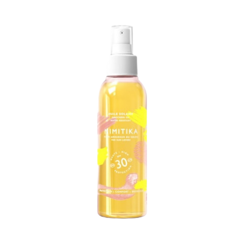 Mimitika Tan Enhancing Body Oil SPF 30