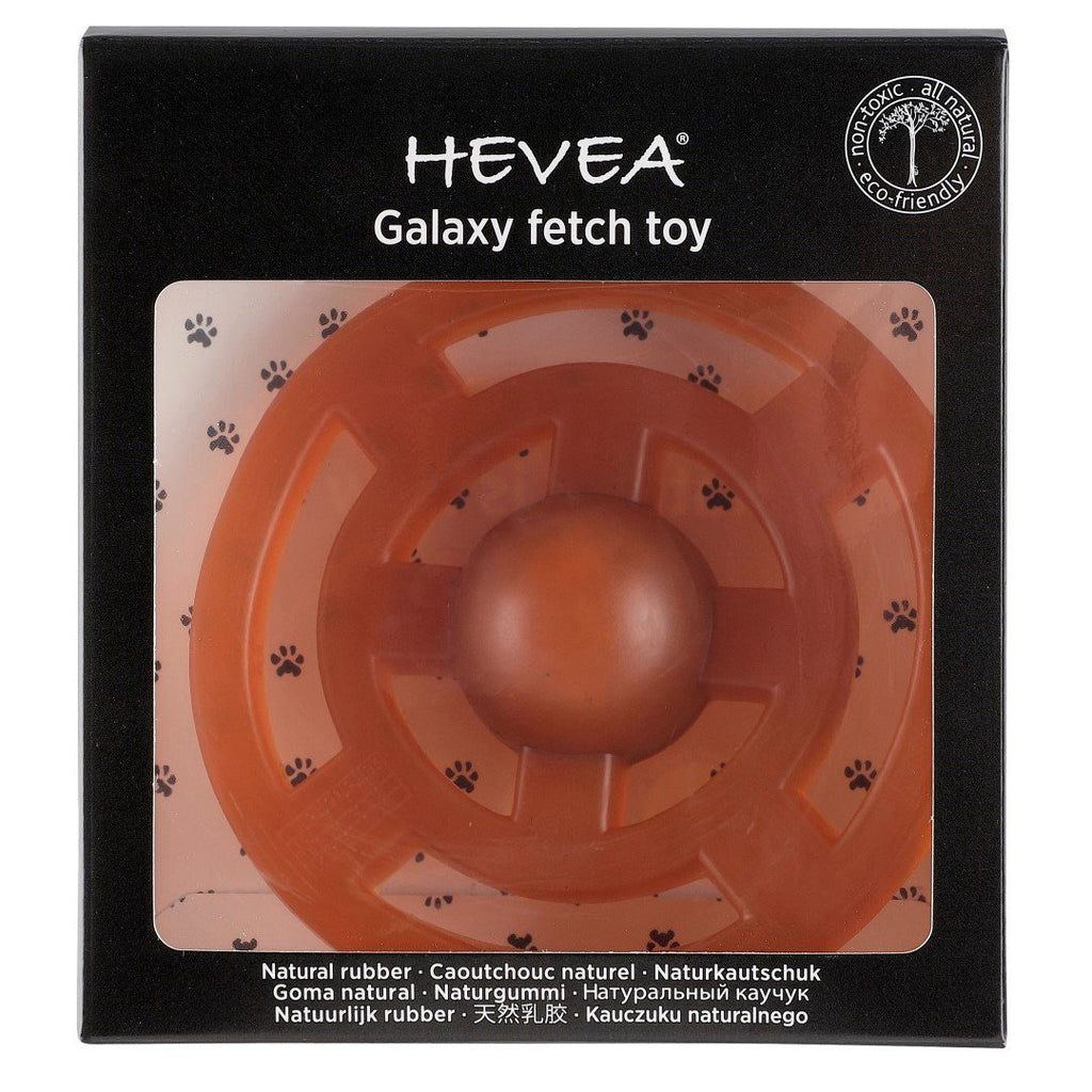 Hevea Natural Rubber Galaxy Fetch Toy