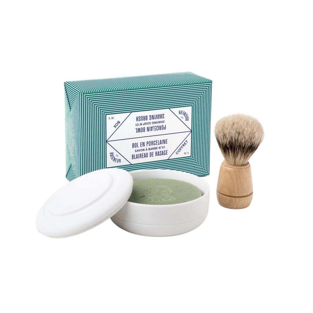 Le Baigneur Shaving Pack No 1