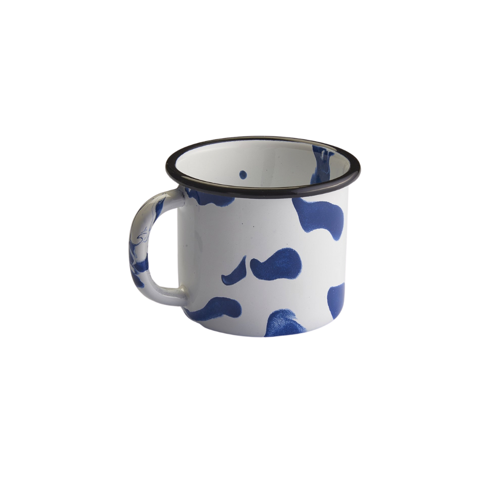 Kapka Little Colour Blue Enamel Mug