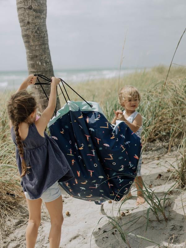 Play and Go Surf Outdoor Bag and Mat