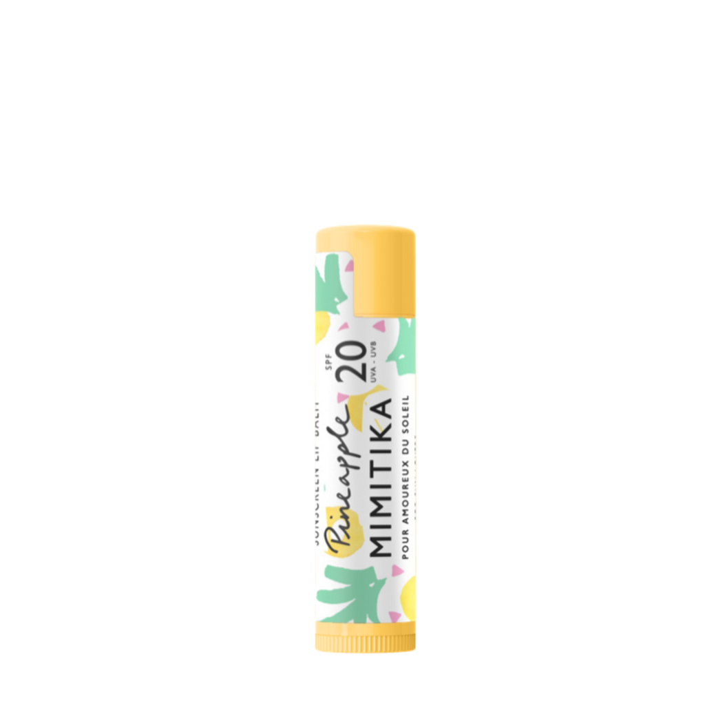 Mimitika Pineapple Lip Balm SPF 20