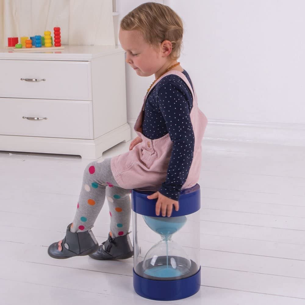 Sit On Sand Timer- 5 minutes