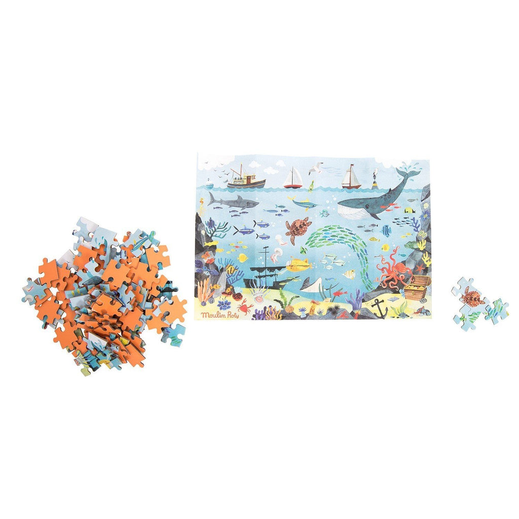 Moulin Roty Ocean Explorers Puzzle