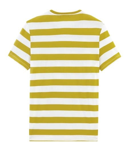 Petit Bateau Men's Stripe T-shirt With Pocket