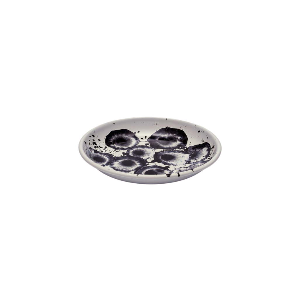 Kapka Floral Madness Enamel Small Plate