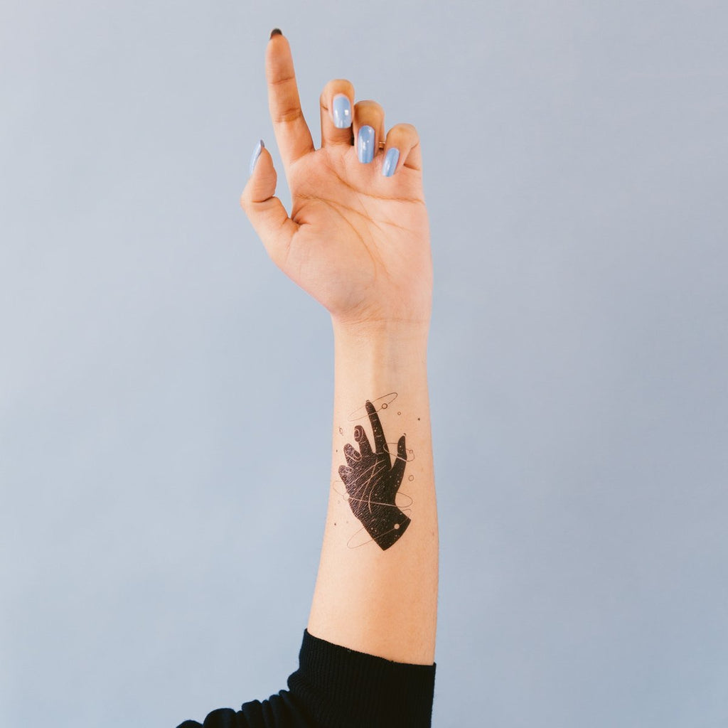 Tattly 2-Pack Orbit Tattoo