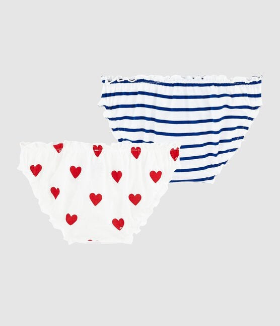 Petit Bateau Women's Briefs Set Of 2