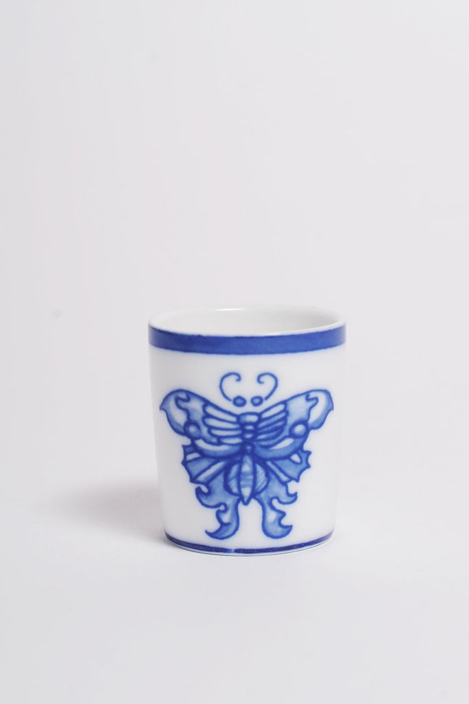 By Mutti Egg/Whiskey Cup