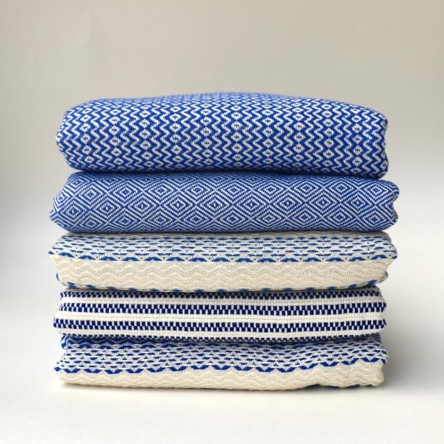 Bon Bini Sabadeco Super Soft Wrap and Throw Navy