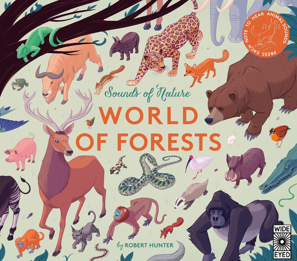 Sounds of Nature - World of Forests