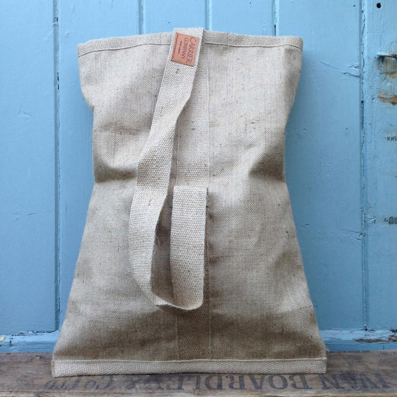 Carrier Company Jute Kindling Bag
