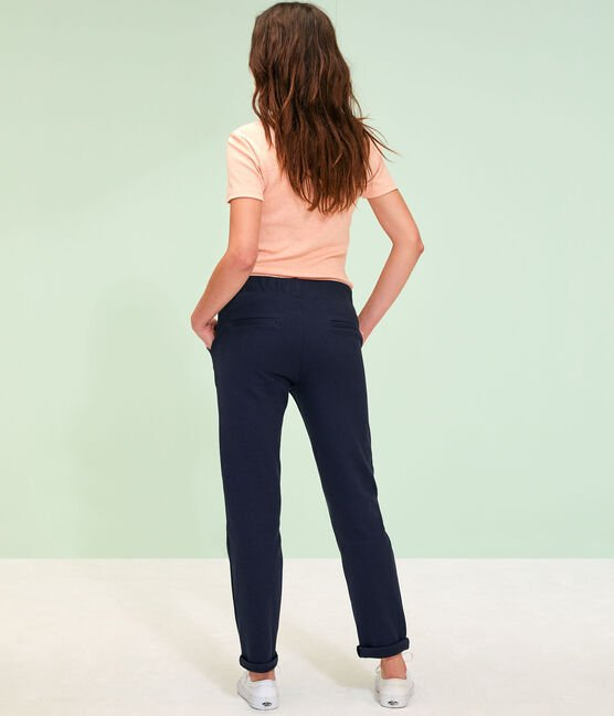 Petit Bateau Womens Cigarette Cut Lounge Trousers