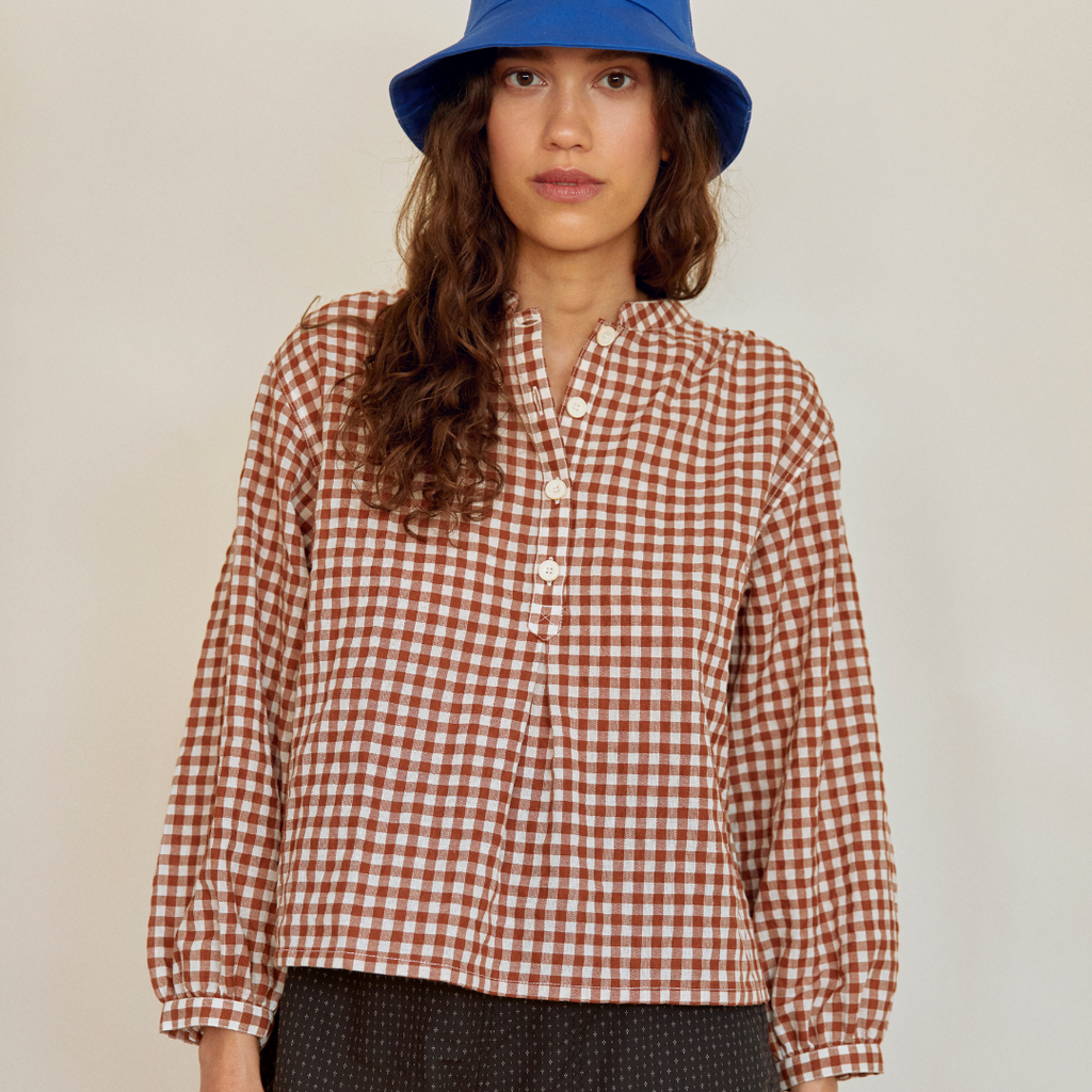 Sideline May Checked Shirt
