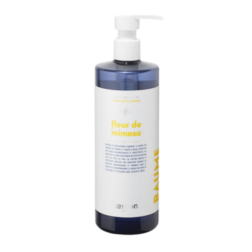 Kerzon Fleur de Mimosa Top To Toe Natural Liquid Soap