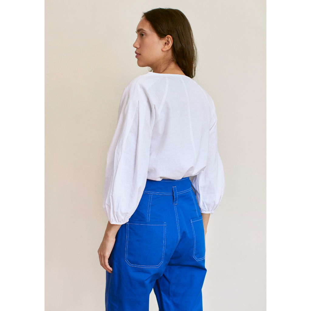 Sideline Odette Trousers Blue