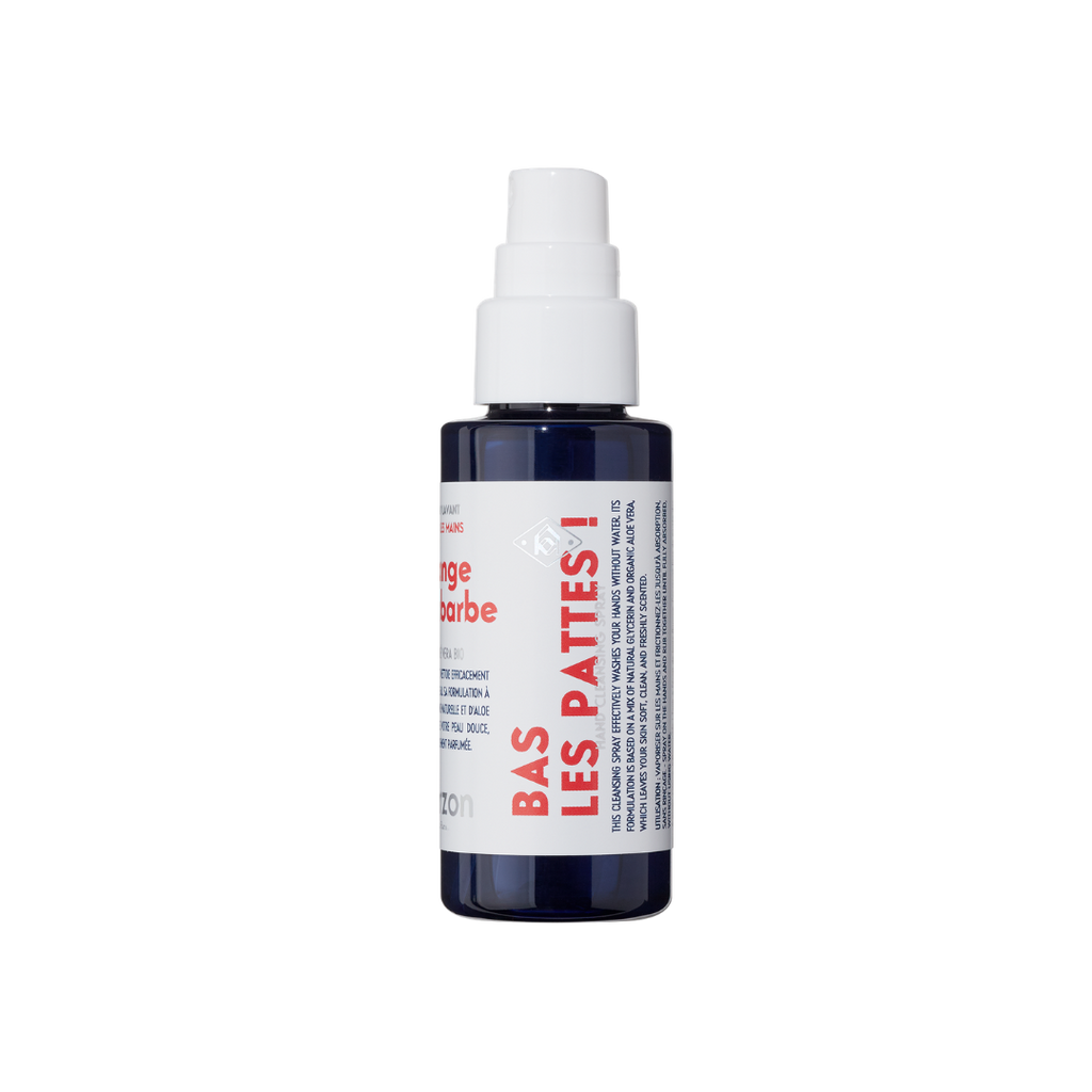 Kerzon Hand Spray Orange and Rhubarb