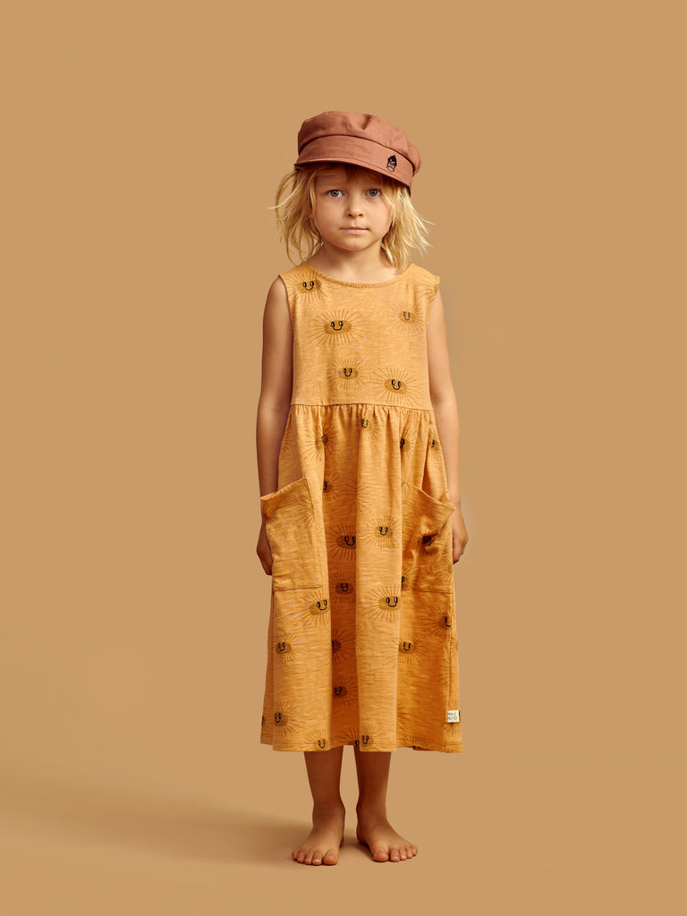 Mainio Kids Organic Cotton Sunny Dress