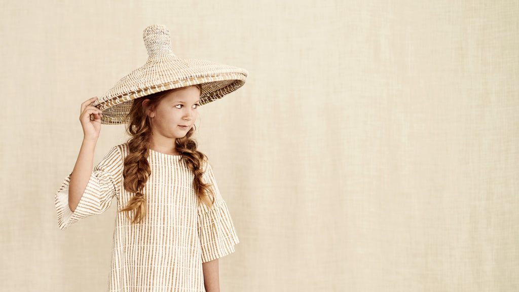 Mainio Kids Reed Dress