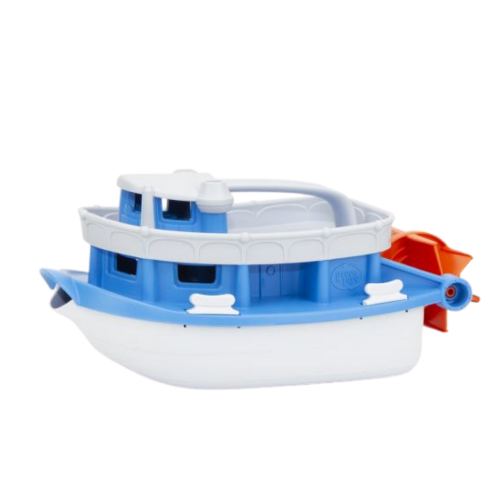 Green Toys Recycled Plastic Paddle Boat Pourer