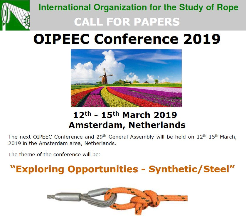 Call for Papers - OIPEEC Conference 2019