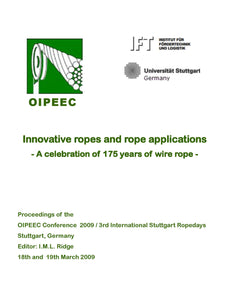 The performance of synthetic ropes under extensive traction fatigue tests