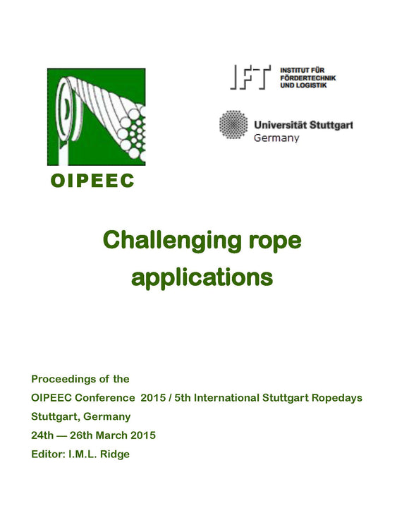 Challenges in assurance of high value large diameter ropes used in deep water subsea construction activities