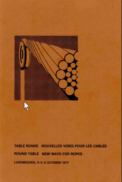 Illustration du memoire 2.2: calcul des cables base sur dommage cumulatif ed fatigue
