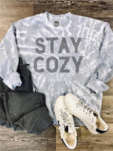 """Stay Cozy"" Pullover"