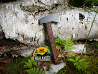 WK Highland Hatchet
