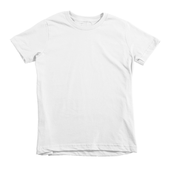 Kids Emergency T Emergency American Apparel White 2T