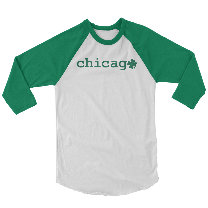 Chicago Shamrock St. Patrick's Day The T-Shirt Deli, Co. SMALL