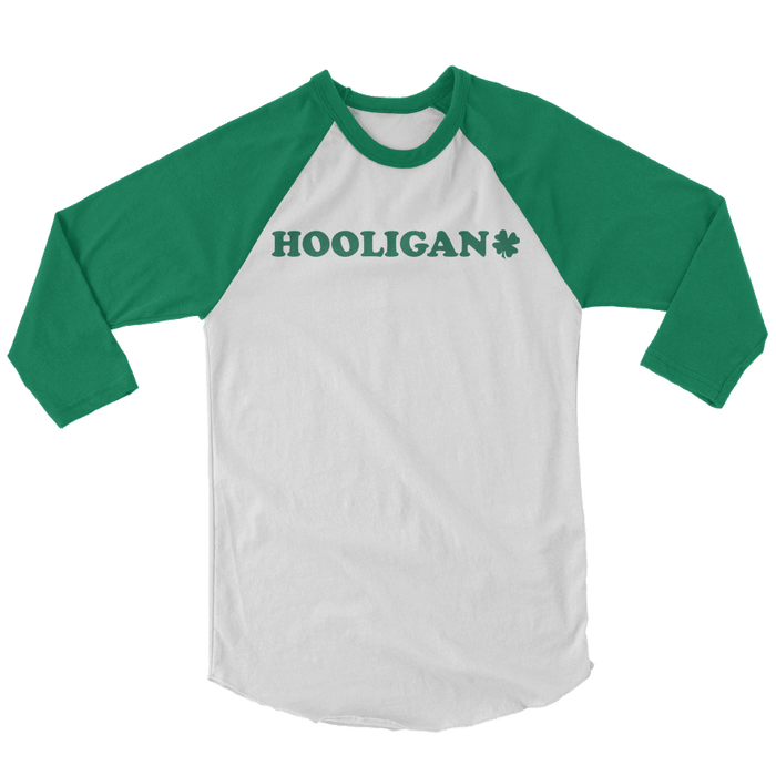 Hooligan St. Patrick's Day The T-Shirt Deli, Co. 2 EXTRA LARGE