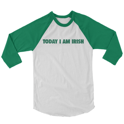 Today I Am Irish