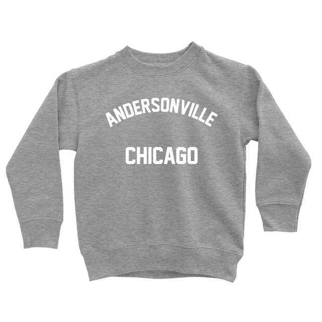 Kids Andersonville Kids Pullover The T-Shirt Deli, Co. 4T