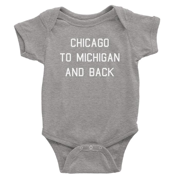 Babies Chicago To Michigan And Back