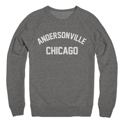 Mens/Unisex Andersonville Mens Pullover The T-Shirt Deli, Co. 2 EXTRA LARGE