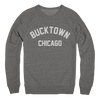 Mens/Unisex Bucktown Mens Pullover The T-Shirt Deli, Co. 2 EXTRA LARGE