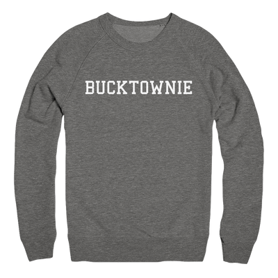 Mens/Unisex Bucktownie Mens Pullover The T-Shirt Deli, Co. 2 EXTRA LARGE