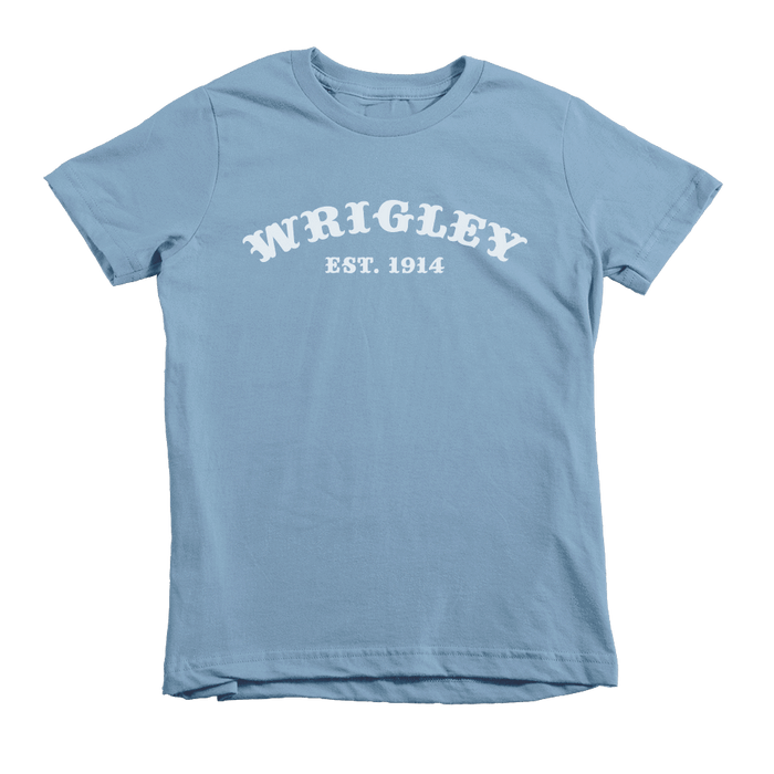 Kids Wrigley Est. 1914 Kids Crew The T-Shirt Deli, Co. 6T