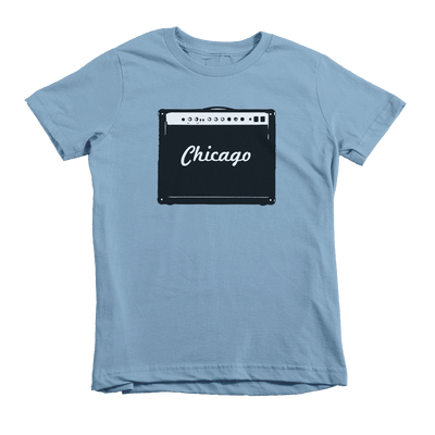 Kids Chicago Amp Kids Crew The T-Shirt Deli, Co. 6T