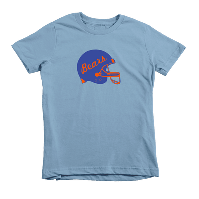 Kids Bears Helmet Kids Crew The T-Shirt Deli, Co. 6T