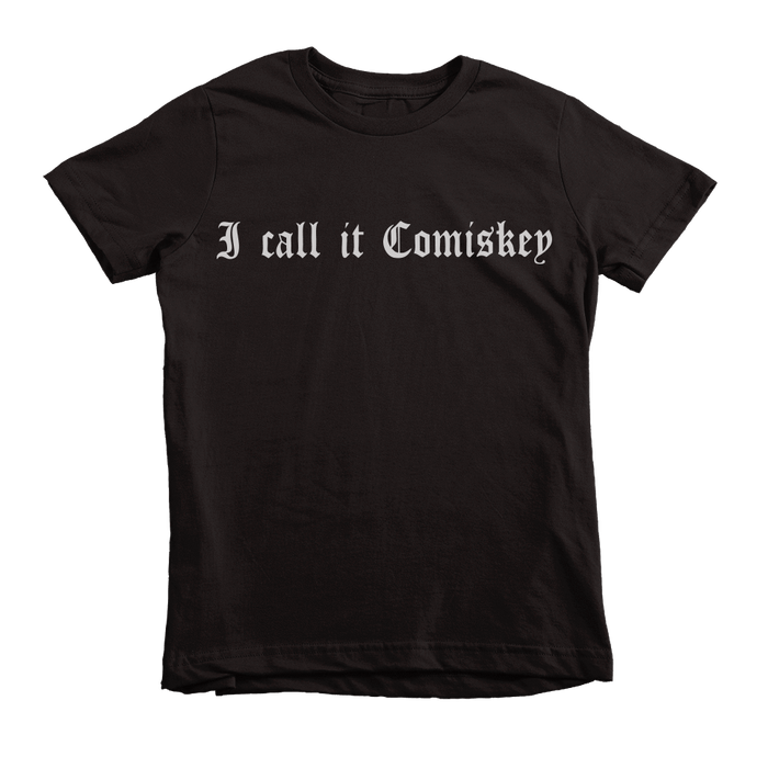 Kids I Call It Comiskey Kids Crew The T-Shirt Deli, Co. 2T