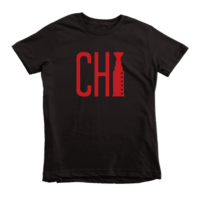 Kids Chi Cup Kids Crew The T-Shirt Deli, Co. 2T
