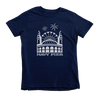 Kids Navy Pier Kids Crew The T-Shirt Deli, Co. 4T