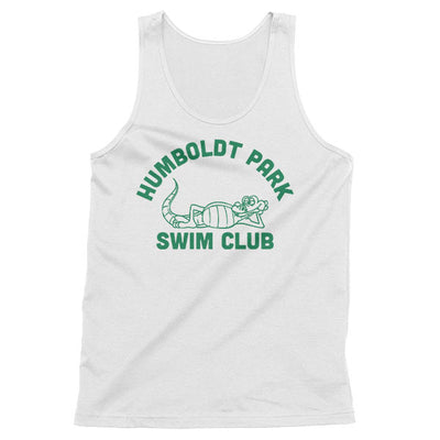Humboldt Park Swim Club White Tank Top