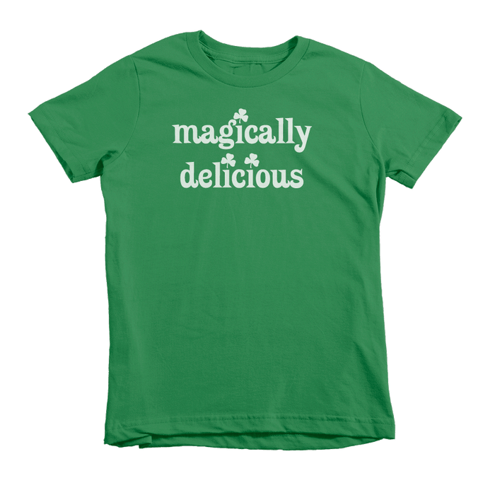 Magically Delicious St. Patrick's Day The T-Shirt Deli, Co. Small